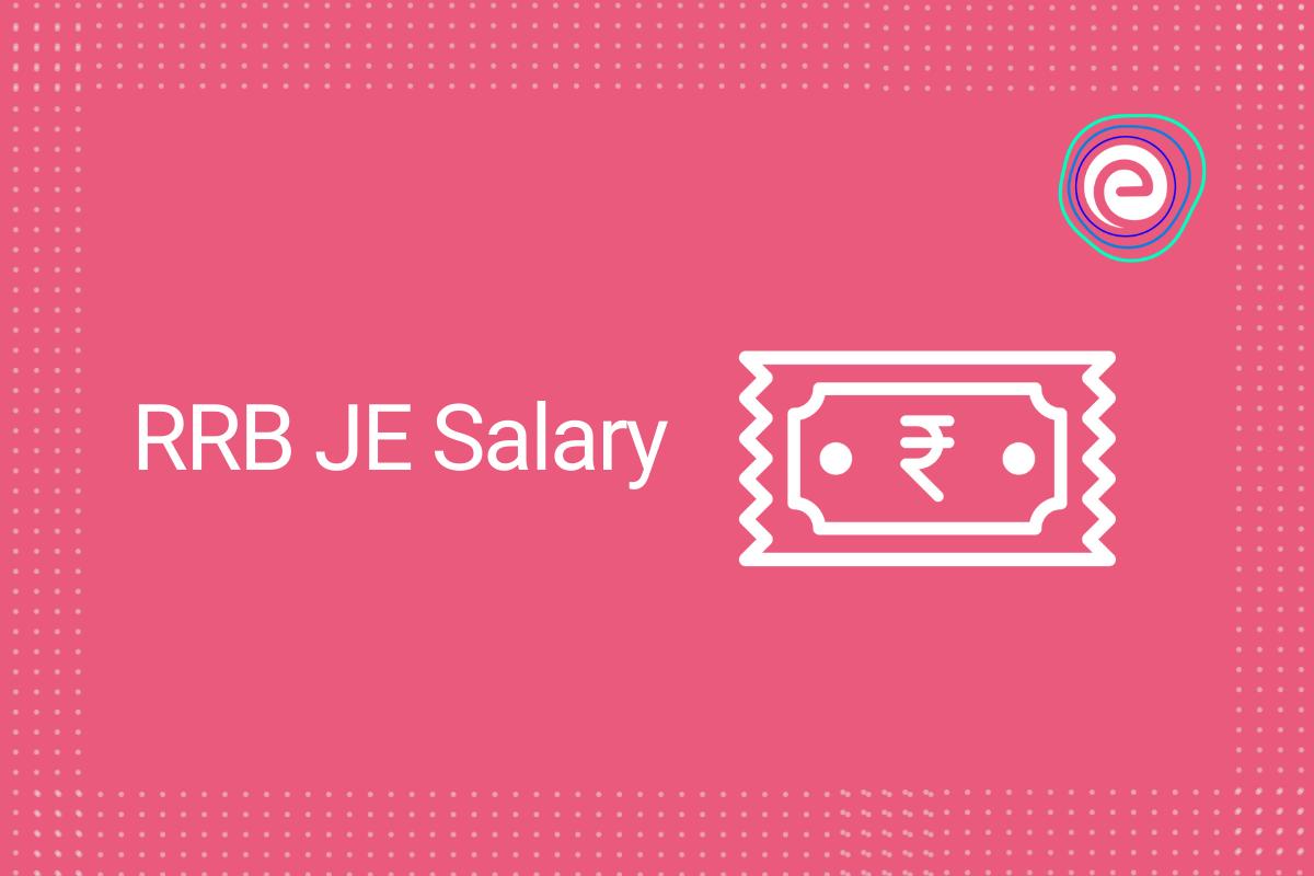 RRB-JE-Salary