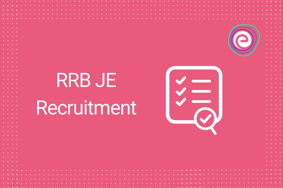 RRB-JE-Recruitment