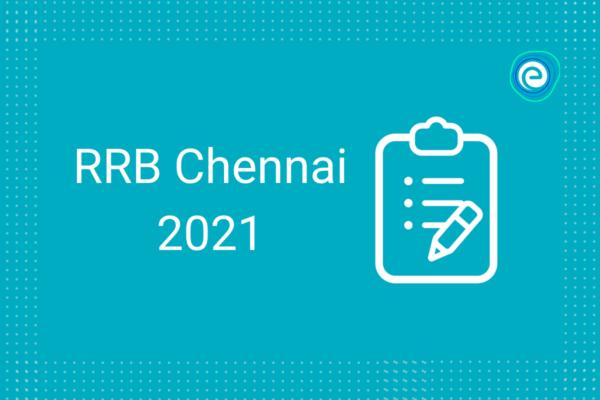 RRB Chennai
