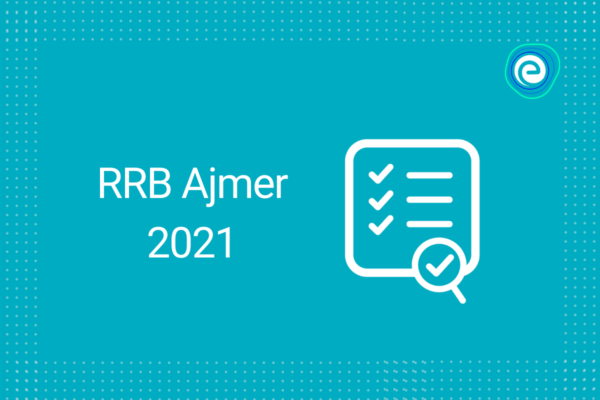 RRB Ajmer 2021