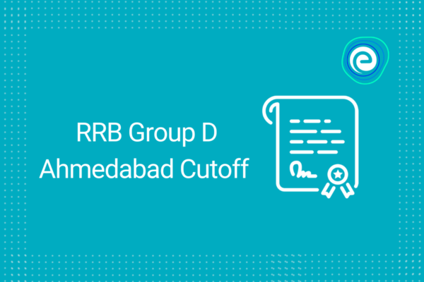 RRB Group D Ahmedabad Cutoff