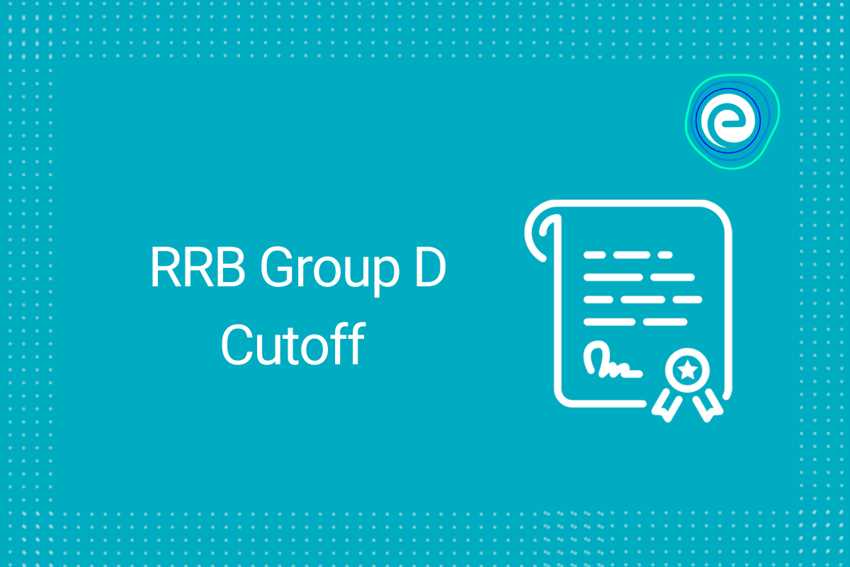 RRB Group D Cutoff