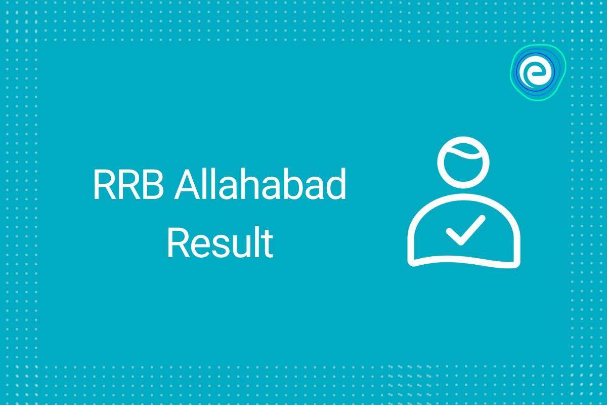 RRB Allahabad Result 2021