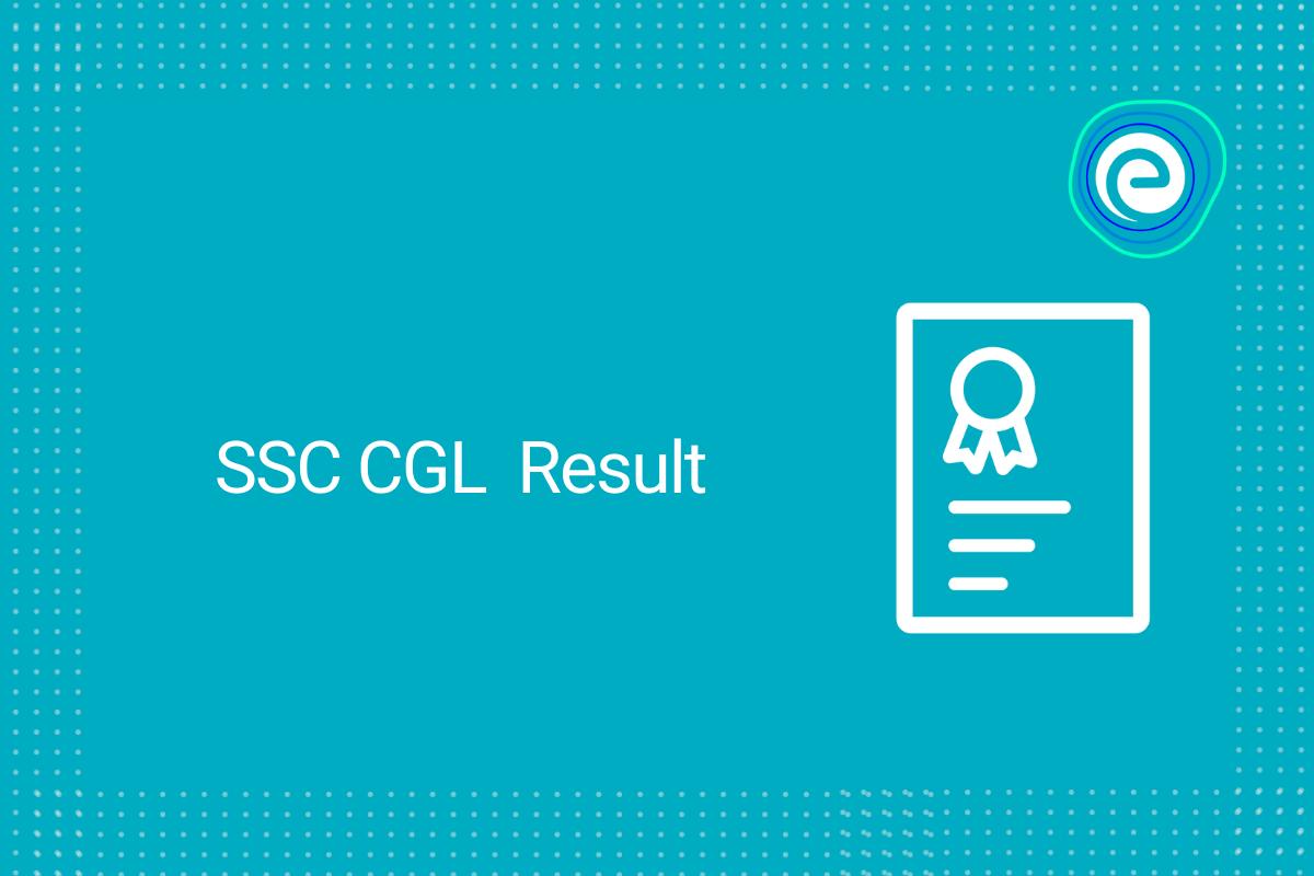 SSC CGL Result