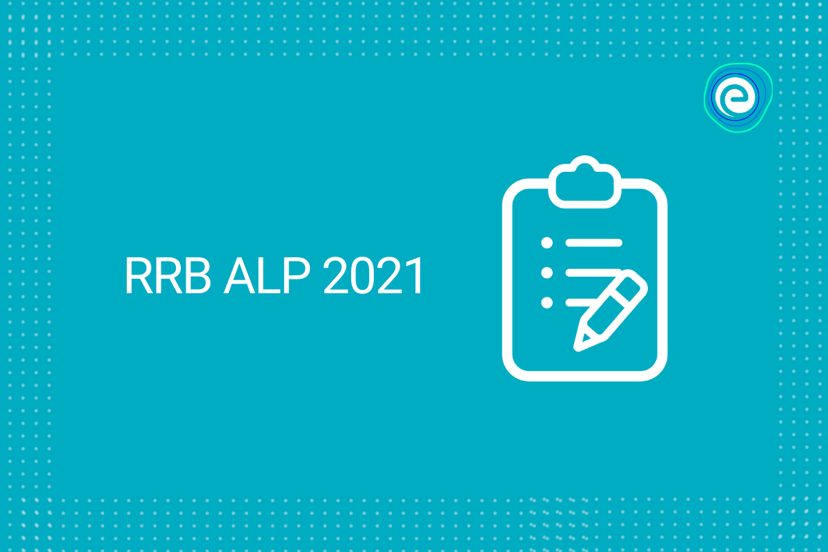 RRB ALP 2021
