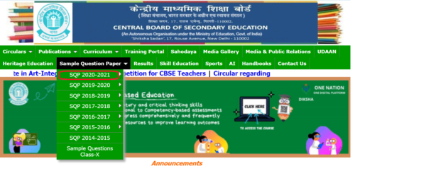 cbse sample question paper