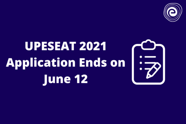 UPESEAT 2021 Application last date