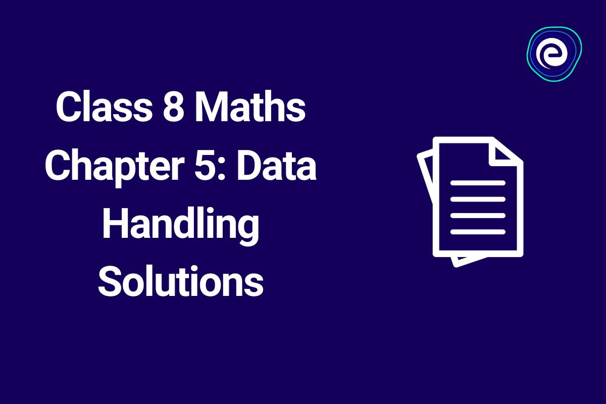 CBSE NCERT Solutions For Class 8 Maths Chapter 5