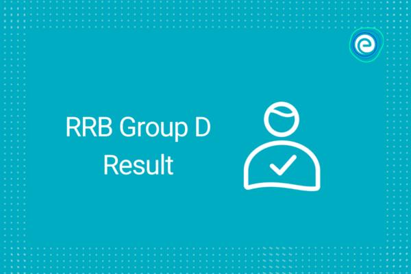 RRB Group D Result