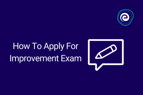 How To Apply For Improvement Exam