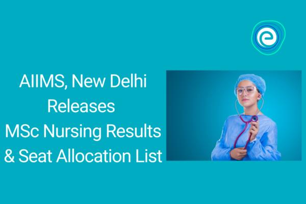 AIIMS Nursing 2021