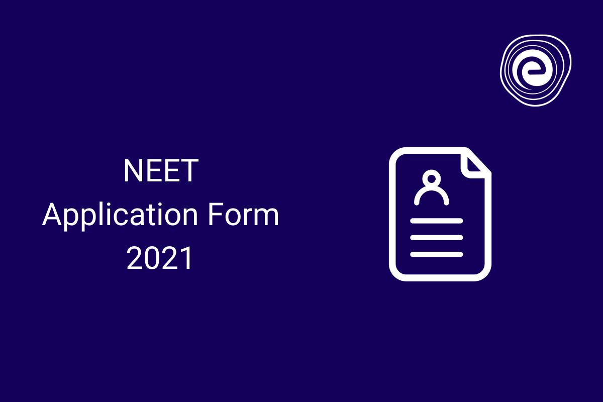 NEET registration