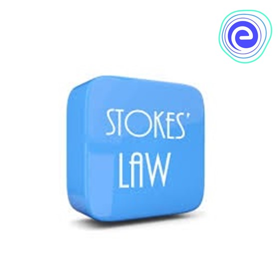 What is Stokes Law?