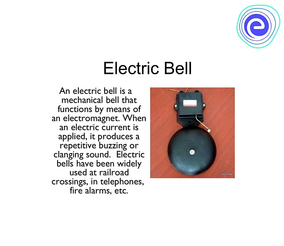 What is an electric bell?