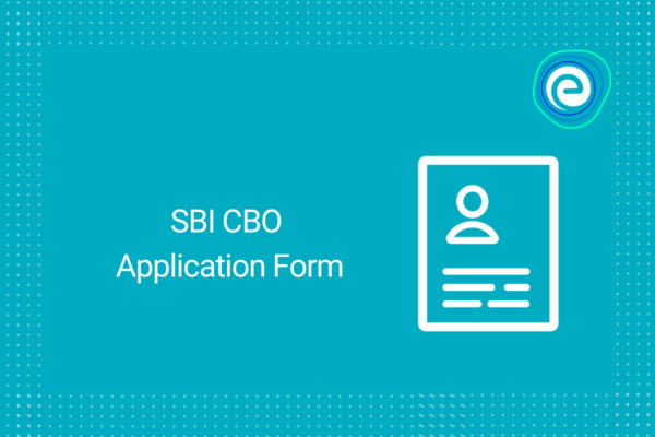 SBI CBO Application Form