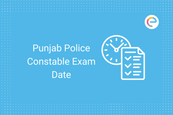 Punjab Police Constable Exam Date