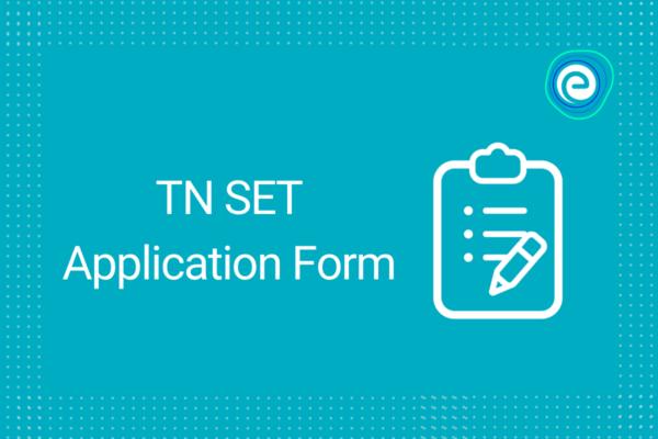 TN SET Application Form