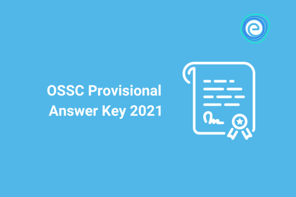 OSSC Provisional Answer Key 2021