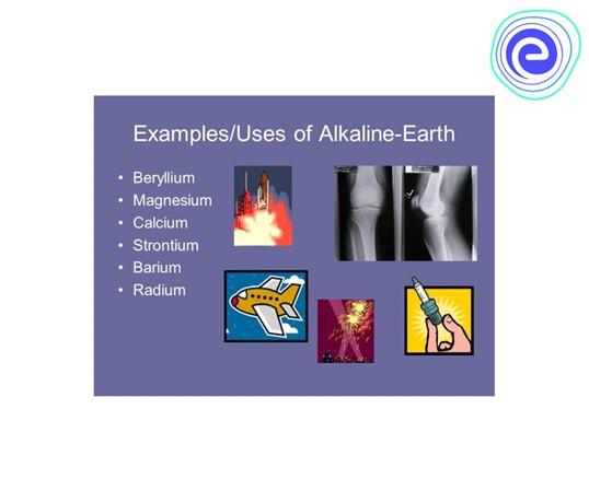Uses of Alkaline Earth Metals