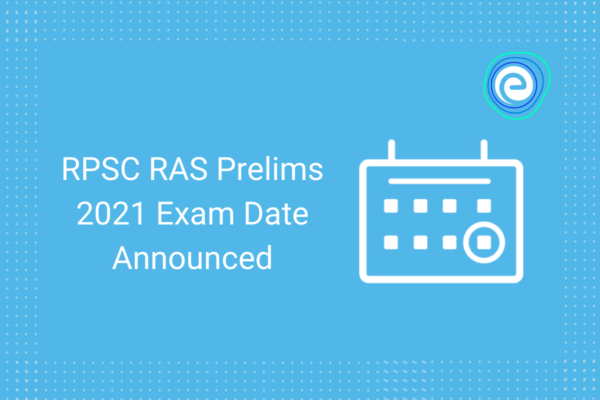 RPSC RAS Prelims Exam Date