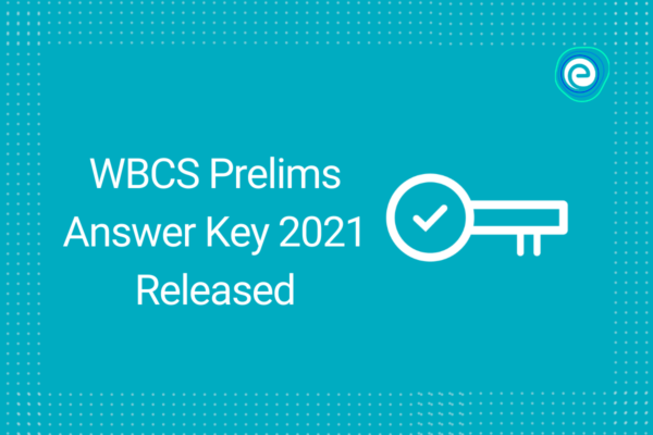 WBCS Answer Key 2021