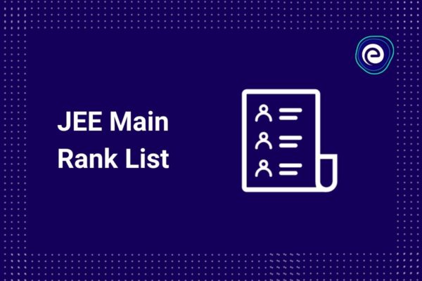 JEE Main Rank List