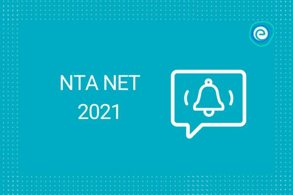 NTA NET 2021