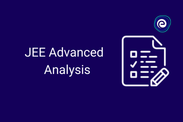JEE Advanced Analysis