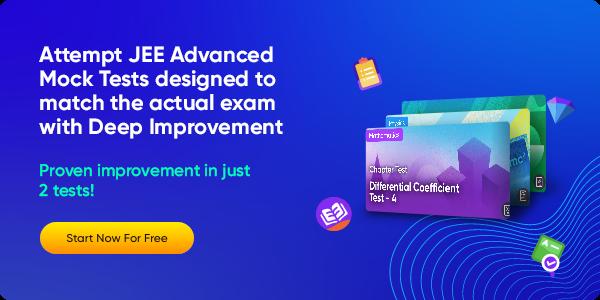 JEE Advanced Mock Test Link