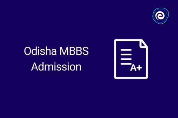 Odisha MBBS Admission