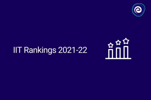 IIT Rankings 2021-22