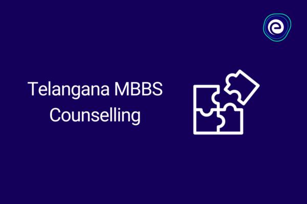 Telangana MBBS Counselling